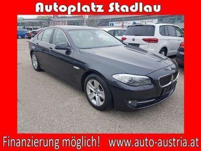 "used BMW 535 d xDrive Österreich-Paket Aut. NAVI LEDER ""FINANZI"