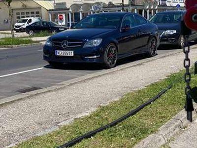 gebraucht Mercedes C250 CDI BlueEfficiency Coupe Aut.