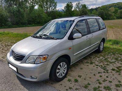 gebraucht Mazda MPV 2,0i Kombi / Family Van