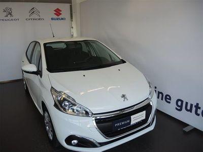 used Peugeot 208 Active 1,2 PureTech 82 Limousine,