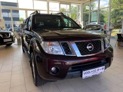 gebraucht Nissan Navara DOUBLE CAB 4X4 190PS