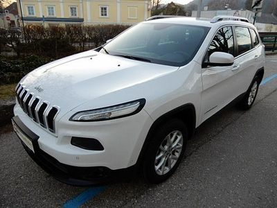 gebraucht Jeep Cherokee 2,0 MultiJet II AWD Longitude SUV / Geländewagen,