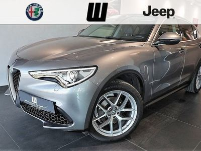 gebraucht Alfa Romeo Stelvio 2.0 TB 8AT AWD FIRST EDITION