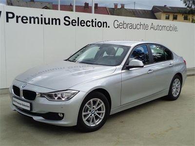 gebraucht BMW 318 3er-Reihe d Österreich-Paket Limousine,
