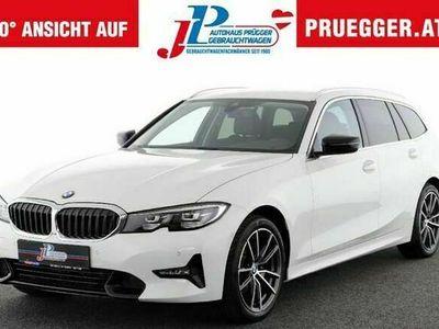 gebraucht BMW 320 d Autom M-SPORT LED NAVI VIRTUAL LEDER NP55710,