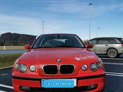 gebraucht BMW 318 Compact 3er-Reihe td E46 Klein-/ Kompaktwagen