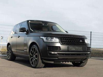 gebraucht Land Rover Range Rover 5,0 S/C V8 Autobiography