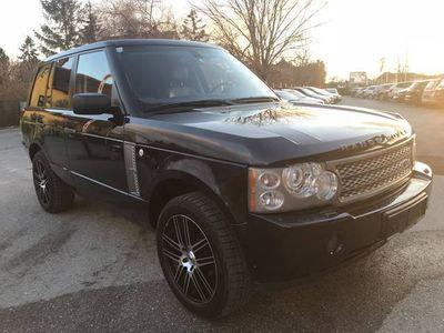 brugt Land Rover Range Rover 3,6 TdV8 Vogue DPF