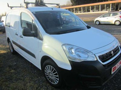 gebraucht Peugeot Partner 1.6 BlueHDi 75 L1 FAP Komfort Plus