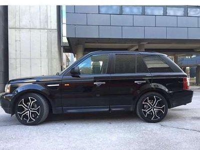 gebraucht Land Rover Range Rover Sport 3.6 TDV 8 SUV / Geländewagen,