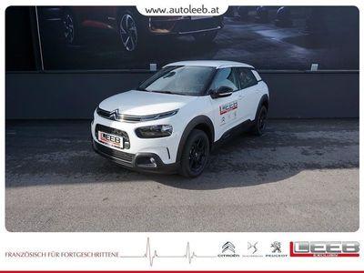 gebraucht Citroën C4 Cactus PureTech 110 S&S 6-Gang-Manuell Feel