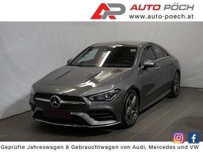 gebraucht Mercedes CLA180 d Aut. AMG-Line/ Widescreen / Led