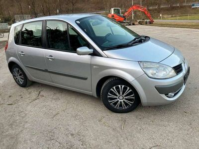 gebraucht Renault Scénic II ScenicException 1,5 dCi DPF