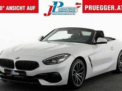 gebraucht BMW Z4 sDrive 20i Sport Line Autom NAVI VIRTUAL LED