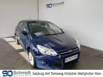 used Ford Focus Easy 5-Türer 1.0 EcoBoost 100PS M5