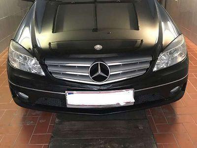 gebraucht Mercedes CLC200 CDI Sportwagen / Coupé