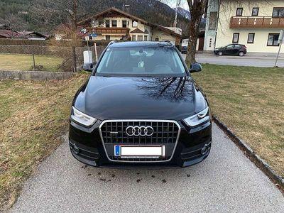 gebraucht Audi Q3 2,0 TDI quattro Daylight S-tronic SUV / Geländewagen