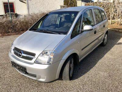 gebraucht Opel Meriva 1,7DTI Ecotec Kombi / Family Van