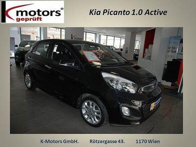 gebraucht Kia Picanto 0 MPI Active Limousine