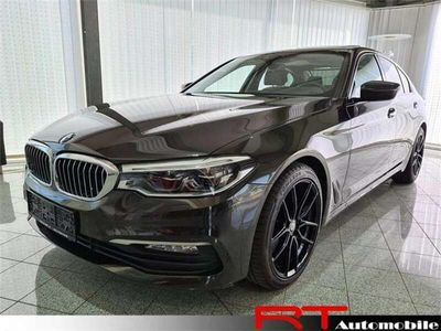 gebraucht BMW 540 iA Leder Navi 19
