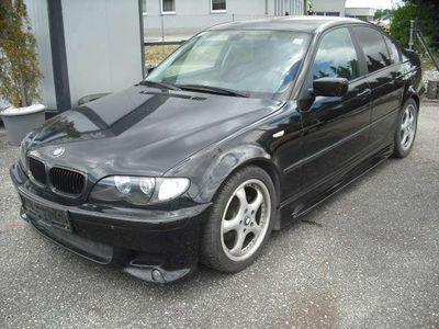 gebraucht BMW 318 3er-Reihe (E46) Österr.-Paket - TYPISIERT!