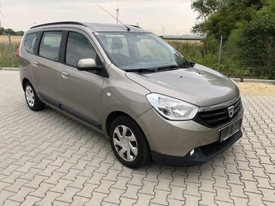 gebraucht Dacia Lodgy Lauréate dCi 110 7 sitzer Kombi / Family Van,