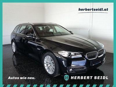 gebraucht BMW 530 d Touring Aut. *XENON / NAVI*