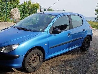 brugt Peugeot 206 XRD ST Klein-/ Kompaktwagen,
