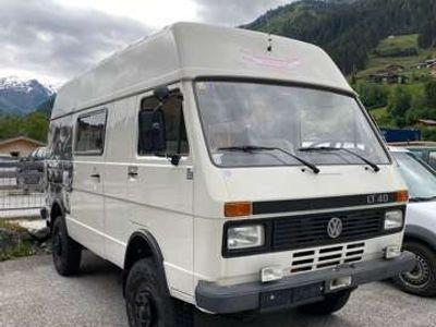 gebraucht VW LT 40 4x4 hochraum