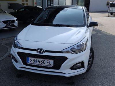 gebraucht Hyundai i20 1,25 Level 2 Plus, 84 PS, 5 Türen, Schaltgetriebe