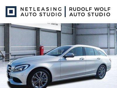 gebraucht Mercedes C180 C-KlasseT Avantgarde+Navi+Park-Pilot+LED+EasyPack... Kombi / Family Van,