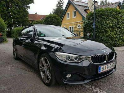 gebraucht BMW 420 4er-Reihe Cabrio Netto 24 300