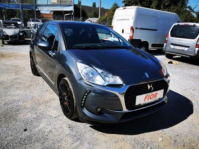 gebraucht DS Automobiles DS3 BlueHDi 100 S&S Be Chic