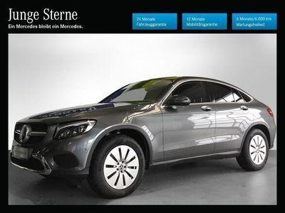 gebraucht Mercedes GLC220 d Coupé 4MATIC Aut.