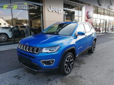 gebraucht Jeep Compass 2,0 MultiJet II AWD Limited