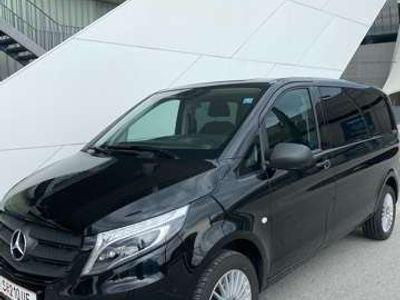 gebraucht Mercedes Vito 114MIX Kombi / Family Van