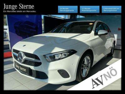 gebraucht Mercedes A180 Kompaktlimousine LED Navi Kamera