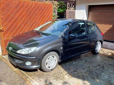 gebraucht Peugeot 206 Sport 2,0 HDI 90 Bastler/Export