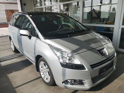 used Peugeot 5008 1,6 HDI Exclusive FAP