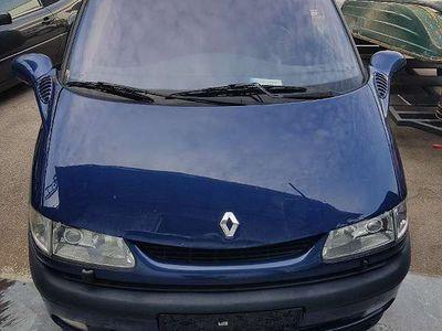 used Renault Espace 2,2 TD JE Kombi / Family Van,