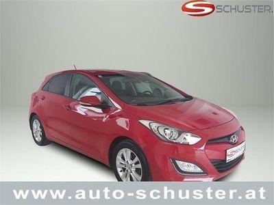 gebraucht Hyundai i30 1,4 CVVT UpGrade