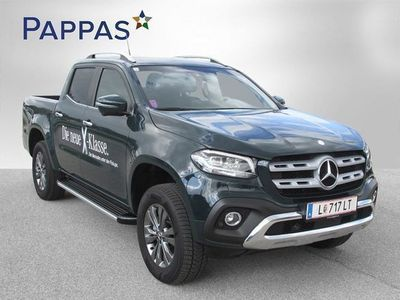 gebraucht Mercedes X250 X-Klasse d 4MATIC Power Aut.