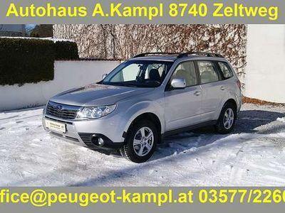 gebraucht Subaru Forester 2,0 XS Comfort AWD SUV / Geländewagen
