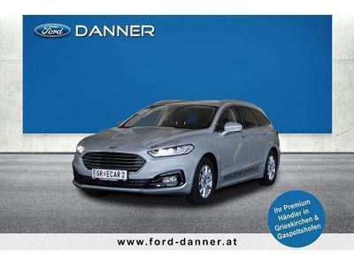 gebraucht Ford Mondeo TITANIUM-X HYBRID Kombi 187 PS Automatik (ANGEBOT