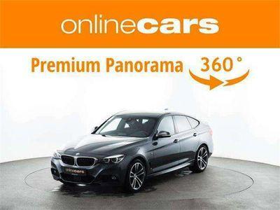 gebraucht BMW 320 Gran Turismo d xDrive M Sport Aut. LED LEDER RFK RADAR