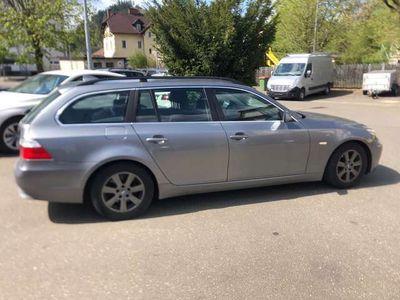 gebraucht BMW 520 5er-Reihe Kombi Diesel (E61) Touring