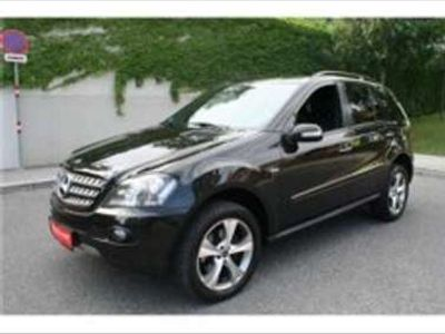gebraucht Mercedes ML320 CDI 4MATIC Edition 10 Aut. DPF
