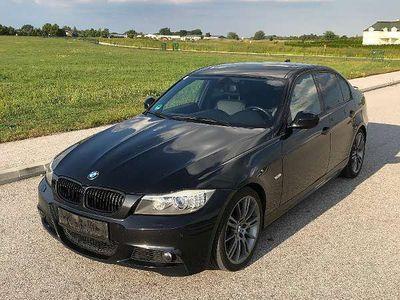 gebraucht BMW 325 3er-Reihe (E90) Automatik M Sportpaket