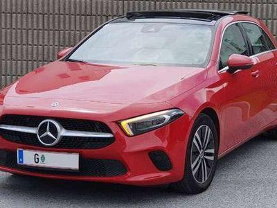 gebraucht Mercedes A220 A-KlasseAut. Junger Stern Limousine
