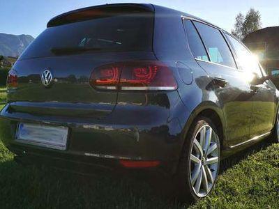 gebraucht VW Golf VI Highline 2,0 TDI DPF DSG